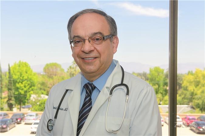 dr david zarian, encino internal medicine